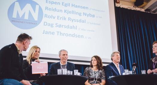 Rolv Erik Ryssdal vet ikke hvordan han skal endre kjønnsbalansen i sin egen konsernledelse.