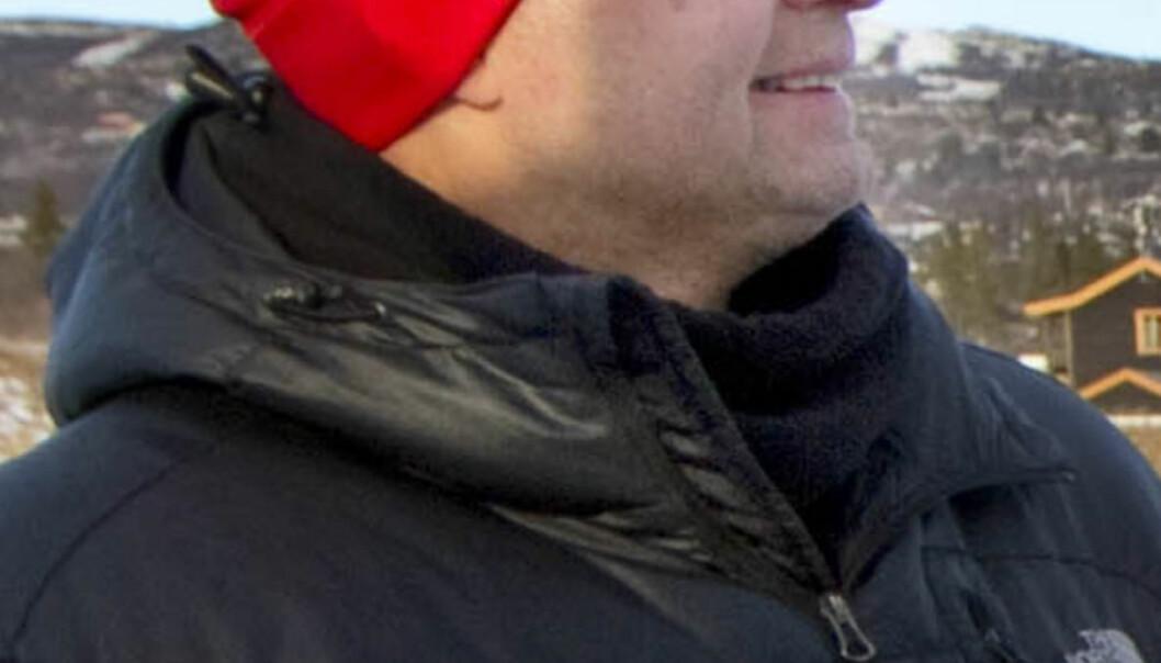 Vegard Jansen Hagen. Foto: Geir Olsen