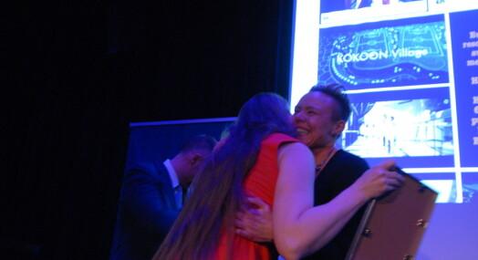 Bodø Nu stakk av med Svarte Natta-prisen