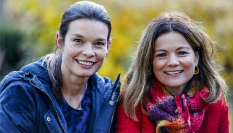 45101a4e Mari Midtstigen (til venstre) tar over roret i Aftenposten Junior når Guri  Leyell Skedsmo