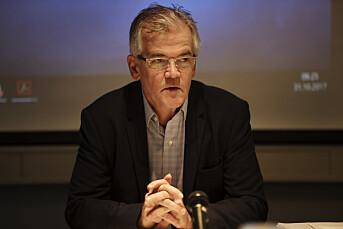 PFU-lederen Alf Bjarne Johnsen viser til fem ulike alternativer som er bedre enn en «redaksjonell hale»