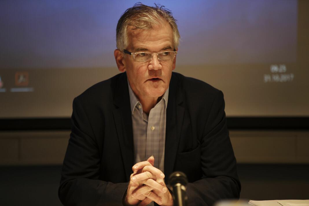 """<p><span style=""""font-size: 0.9em;"""">PFU-leder Alf Bjarne Johnsen mener Fædrelandsvennen argumenterte godt prinsipielt, men at det fortsatt ikke er innenfor. Arkivfoto: Andre Gjestvang</span></p>"""