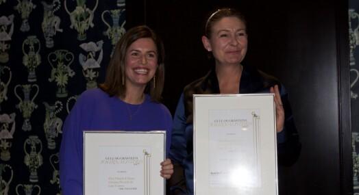 Gull- og gråstein-prisen til NRK-journalister