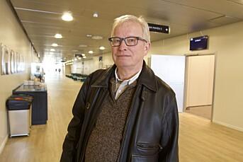 Bernt Olufsen aksepterer interne gravestipend og eksternfinansering