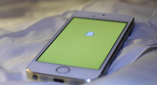 Færre bruker Facebook og Snapchat daglig