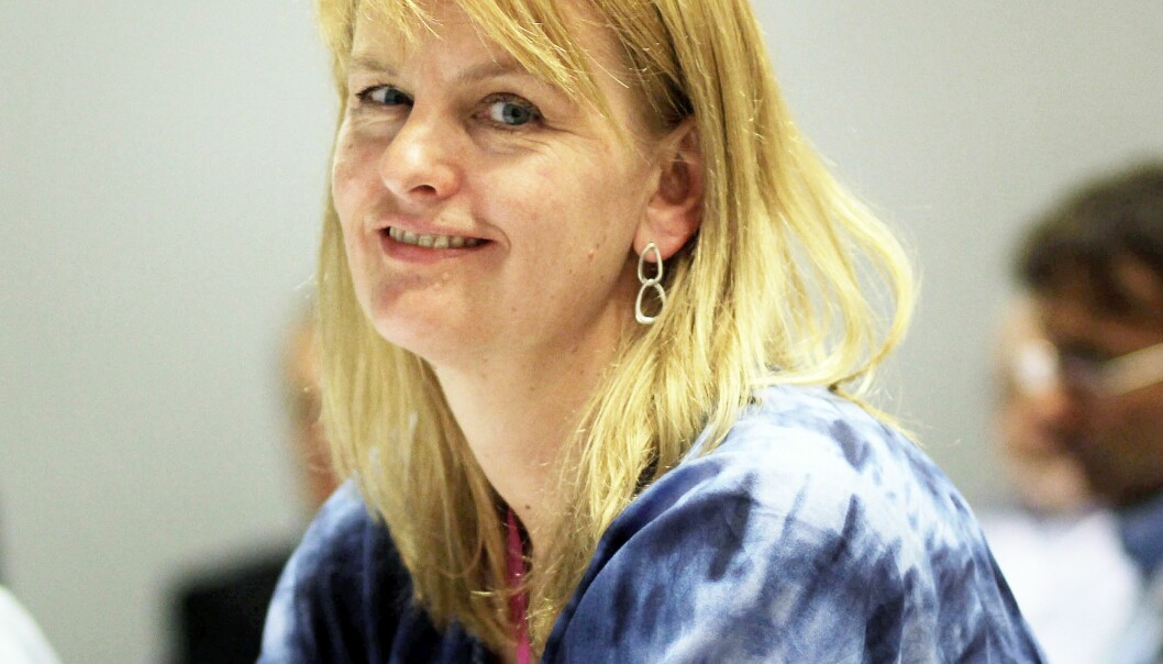 Randi S. Øgrey. Foto: Birgit Dannenberg