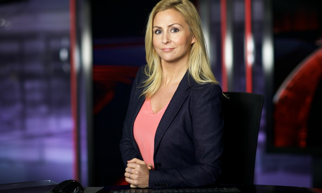Cathrine Fossum returnerer til TV 2