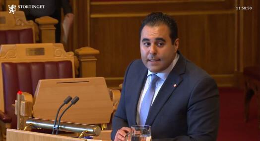 Arbeiderpartiet beskyldte kulturministeren for uvennstrategi mot pressestøttemedier