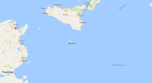 Journalist drept av bilbombe på Malta