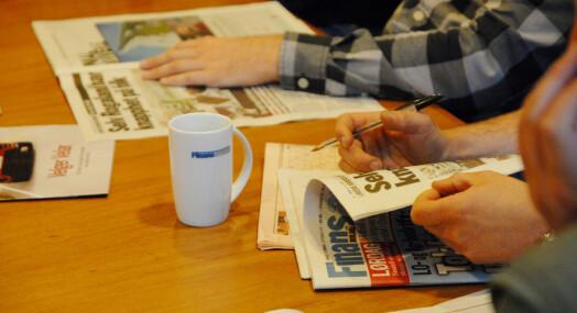 Fikk du flere eksemplarer av Finansavisen i dag? Hegnar kjøpte distribusjon med noen av landets største aviser