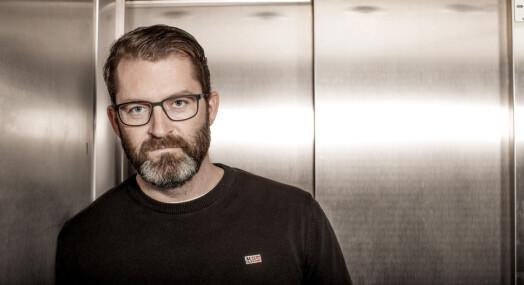 IJ-sjef Eivind Fjellstad slutter