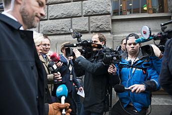 – Finansministeren hadde sikkert blitt skuffa om vi ikke kom