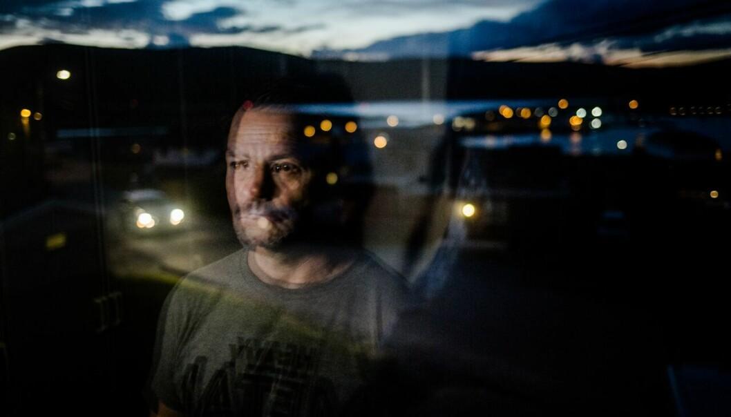 Eskil Wie fulgte Rønningen gjennom en hel dag. Det er tid som kreves for å løse en TV-innslag med stillsfotografi, mener han.