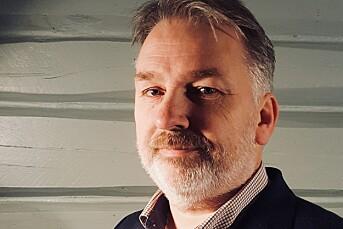 Frode N. Børfjord ansatt som nyhetsredaktør i Adressa