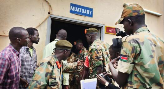 Trusler mot journalister er dagligdags i Sør-Sudan – har du rapportert negativt om landet, kommer du neppe inn