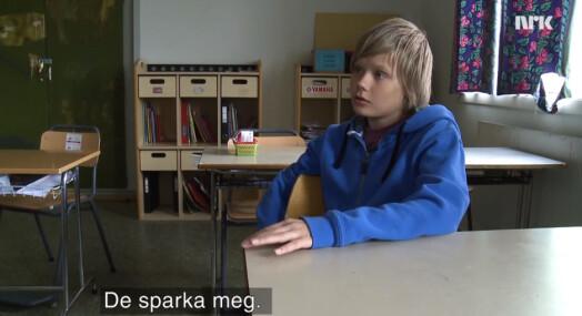 I åtte år ventet Ole Reinert Omvik og NRK med å sende kveldens Brennpunkt-dokumentar. Det var ikke gitt at den skulle bli sendt