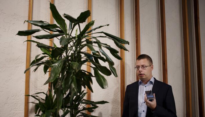 NRKs Olav Rønneberg vil gjerne vite hvorfor politiet ikke meldte ifra om drapsforsøket. Arkivfoto: Andrea Gjestvang