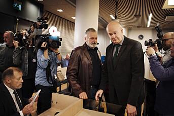 Media fokuserte på troverdighet over bevis i Eirik Jensen-saken