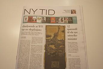 Faktisk helt feil: «Det er innlysende at 9/11 var en eksplosjon»