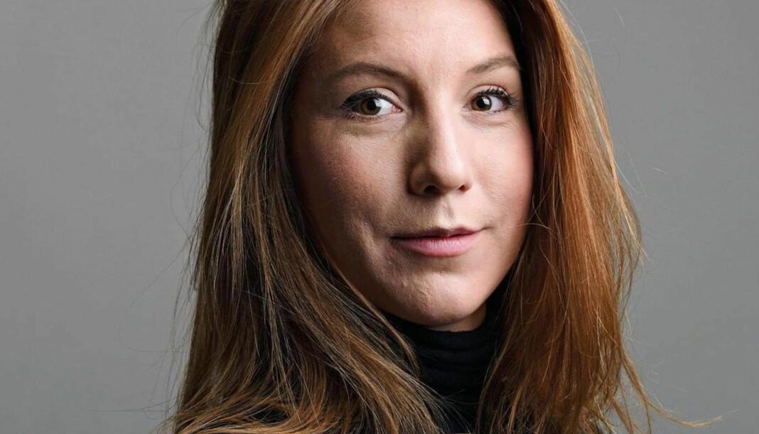 Den svenske journalisten Kim Wall ble drept av oppfinneren Peter Madsen utenfor København den 10. august 2017. Foto: NTB scanpix