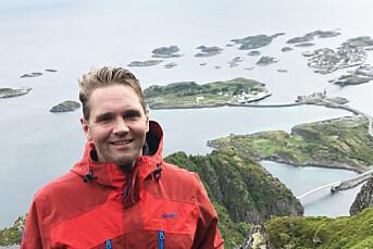 Alle bør legge seg etter Kveldsnytt, mener Jens Christian Nørve