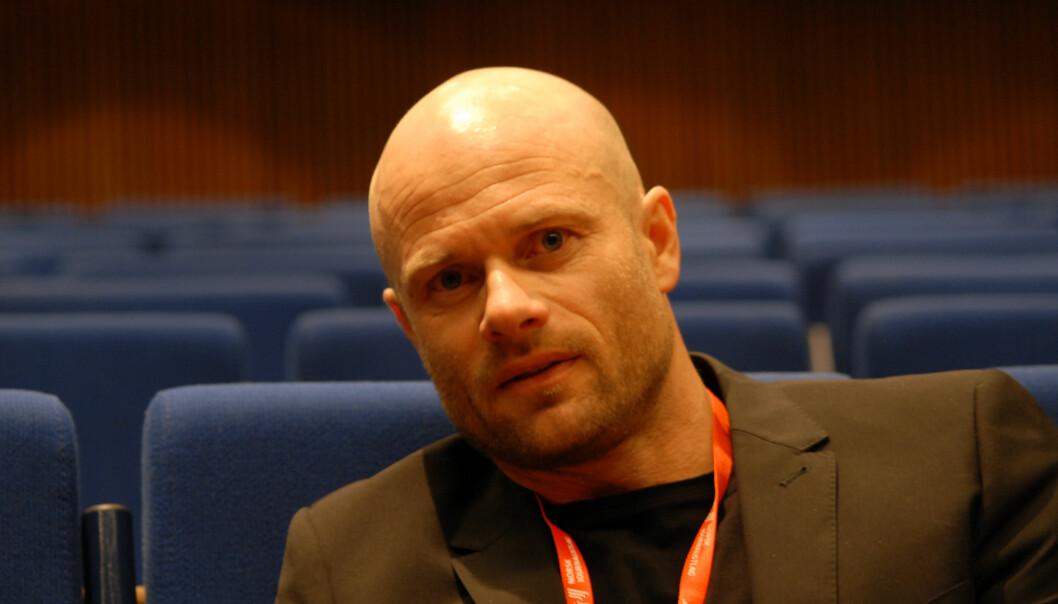 Thomas Frigård. Foto: Martin Huseby Jensen