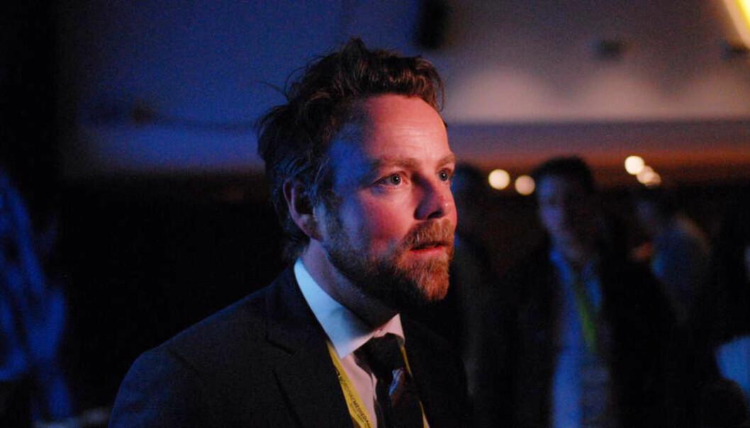 Torbjørn Røe Isaksen fikk medienes søkelys på seg etter ABC Nyheters sak onsdag. Foto: Martin Huseby Jensen