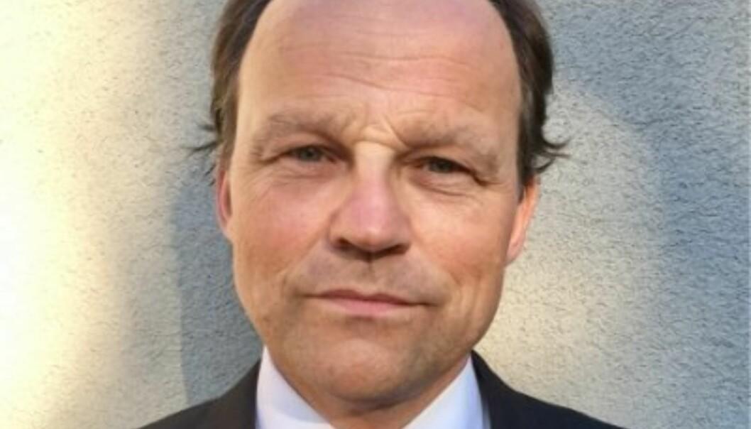 Kjell Erik Eilertsen forlater Finansavisen i løpet av august. Foto: privat