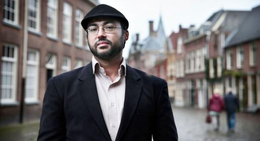 Med Twitter skal Iyad el-Baghdadi lære journalister å bygge merkevarer