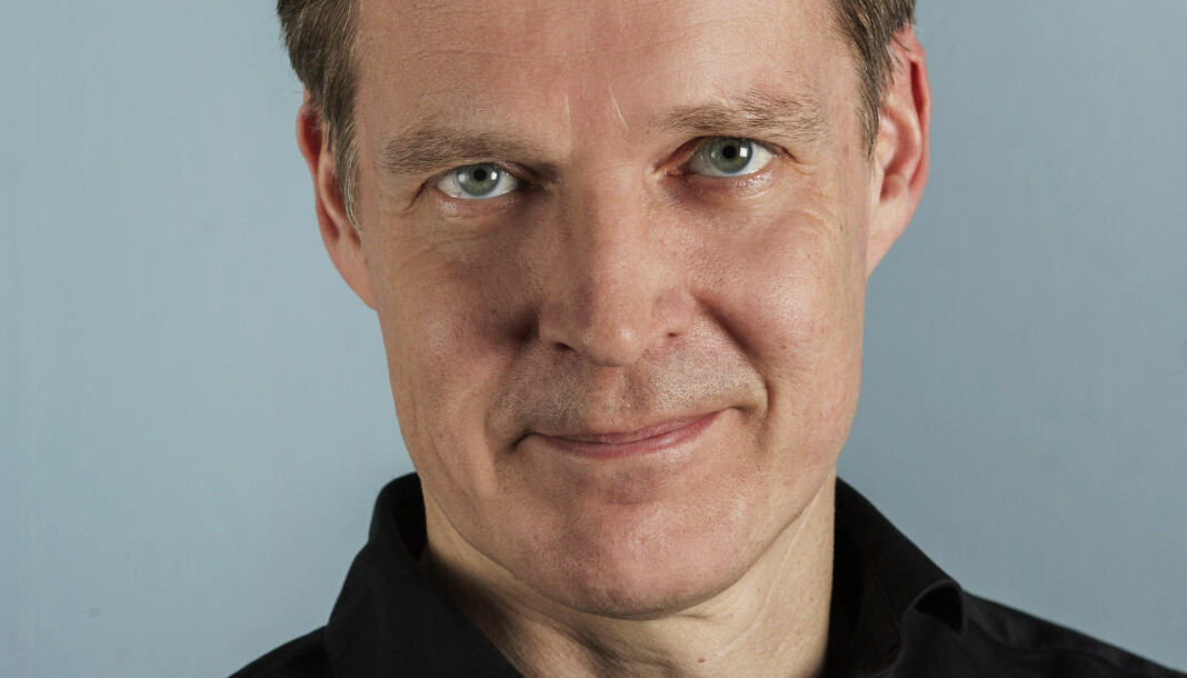 Seniorreporter i danske Journalisten, Jakob Albrecht, blir konstituert redaktør etter at tidligere redaktør gikk av. Foto: Jakob Carlsen