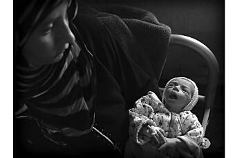 Harald Henden har fotografert de mest sårbare ofrene i krigen mot IS