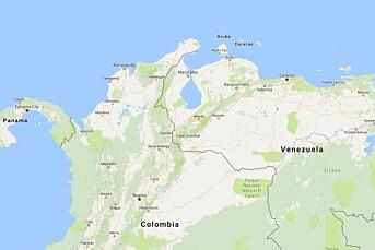 Nederlandske journalister bortført i Colombia