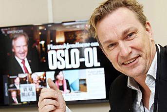 Espen Olsen Langfeldt skal gjøre NRK best på breaking news