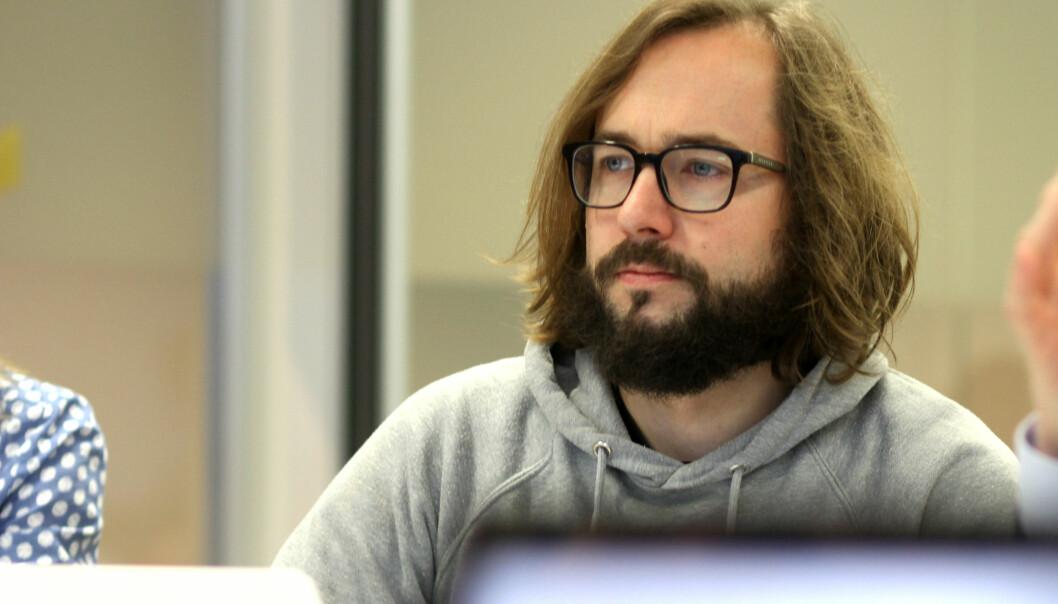 Harald S. Klungtveit er ansvarlig redaktør i Filter Nyheter. Arkivfoto Journalisten.