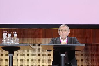 Aftenpostens Harald Stanghelle tar ikke selvkritikk for å ha omtalt Innovasjon Norge-direktør Anita Krohn Traaseth som dyktig på sosiale medier