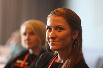 Eirin Larsen ble hentet til Statsministerens kontor for sin kompetanse på digitale strategier