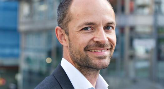 Tor Olav Mørseth blir sjef=redaktør
