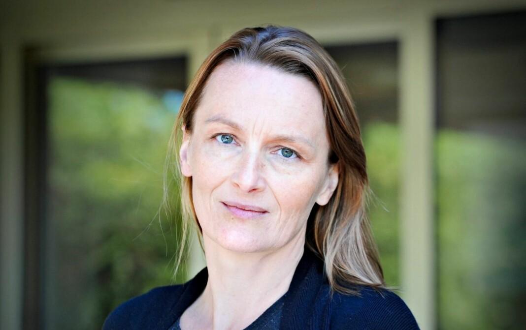 Karianne Braathen forlater nå Drammens Tidende. Foto: Lisa Selin / Drammens Tidende