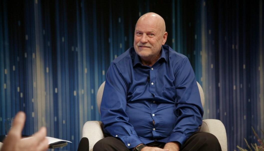 NRK Brennpunkt laget dokumentar om Visjon Norge-sjef Jan Hanvold og hans pengeinnsamlinger. Det fører til klager. Foto: NRK