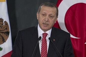 Presseforbundet: – Merkels Erdogan-avgjørelse er absurd