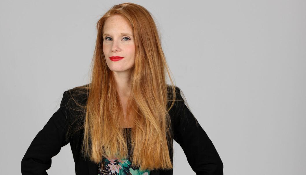 Susanne Kaluza er tidligere journalist og blogger. Nå er hun rådgiver i Trigger. Foto: Bjørn Inge Karlsen / Egmont Publishing