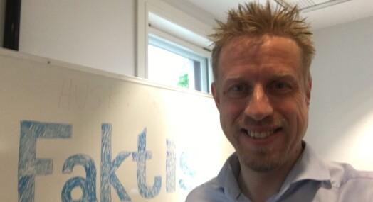 Kristoffer Egeberg irriterer seg over lav selvtillit blant norske medier