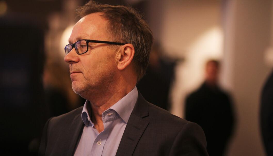 John Arne Markussen er sjefredaktør i Dagbladet. Foto: Martin Huseby Jensen