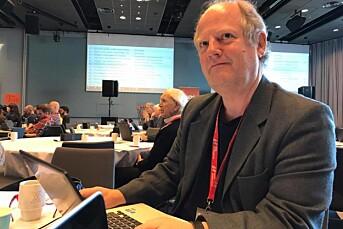 Bjørn Åge Mossin mener kampen for å forsvare journalistikkens troverdighet er helt avgjørende