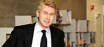 LES OGSÅ: TV 2-sjefen frykter ikke Sandbergs advokater