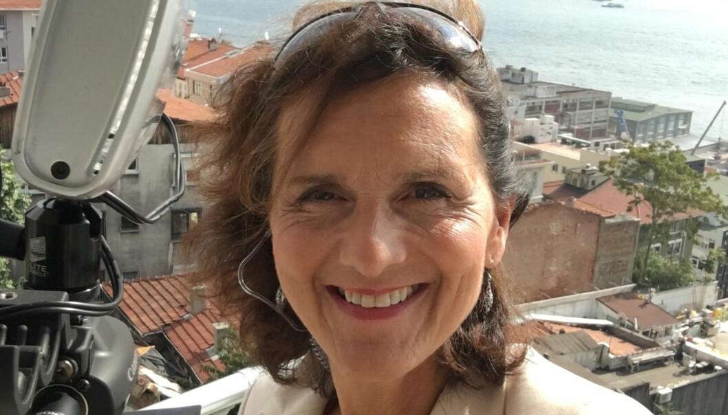 Sidsel Wold er NRKs korrespondent i Tyrkia. Foto: Privat