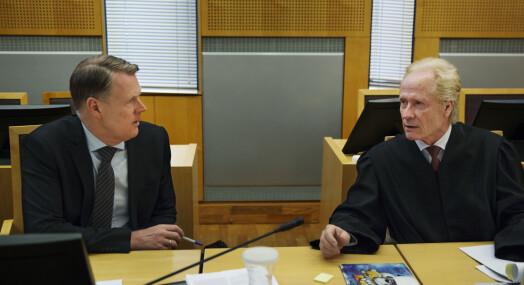 Hjernekirurg Per Kristian Eides erstatningssøksmål mot Amedia og ANB opp for lagmannsretten
