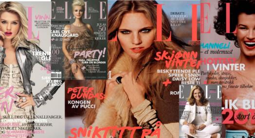 Bloggnettverk redder magasinet Elle
