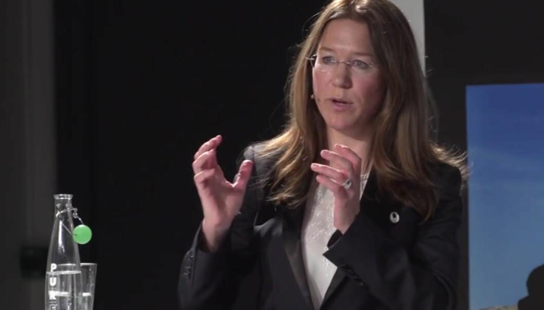 Anine Kierulf forsker på ytringsfrihet. Hun kan ikke huske en lignende sak som den Nettavisen nå har anmeldt.