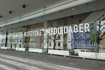Bergen kommune stenger større arrangementer – Nordiske Mediedager planlegger videre